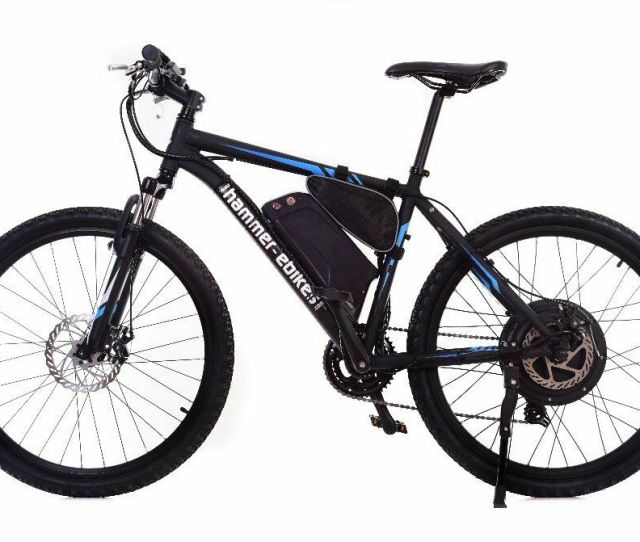 Fast Electric Bike Mph W Powerful V Battery Disk Brakes  Hour Support In Northampton Northamptonshire Gumtree