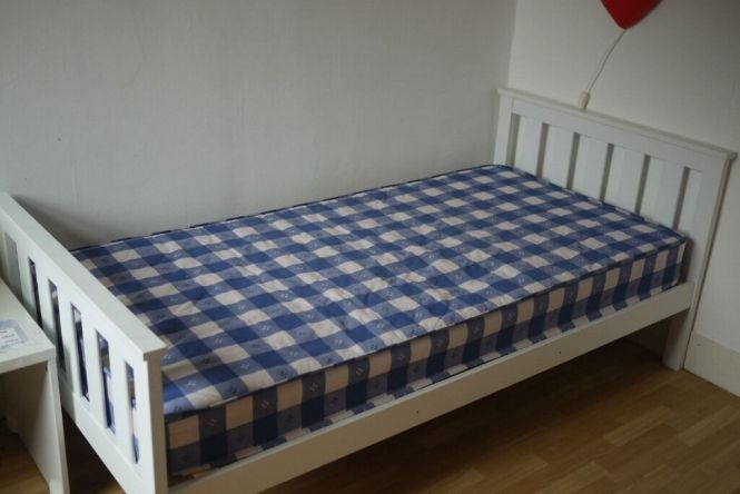 Mothercare Jamestown Bed And Mattress Single