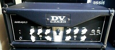 "DV Mark Maragold - 40W Valve Guitar Amp ""Made in Italy"" - Greg Howe Signature"