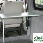 Campervan Table Rail Kit Motorhome Vw T5 T4 Or Similar Puntenella Grey Ebay