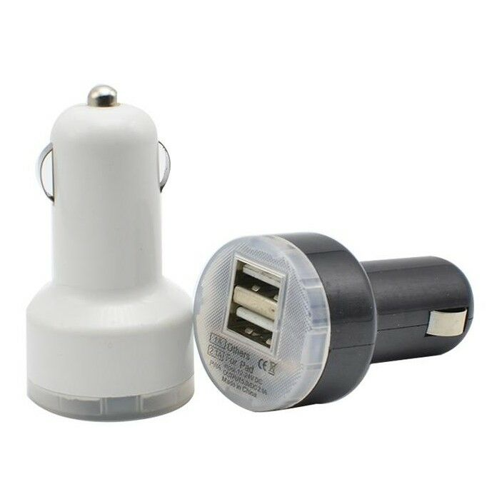KFZ USB Adapter Stecker Auto Ladegerät Zigarettenanzünder High-Speed 3100 mA