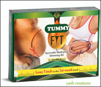 NEW TUMMY FIT OIL HERBAL GEL STOMACH SLIM WEIGHT NATURAL WAY- FAT BURNER-UNISEX