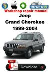 Jeep Grand Cherokee 1999-2004 Factory Workshop Repair Manual