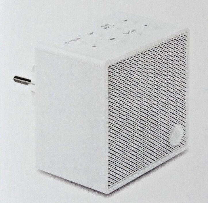 Medion MD 47000 Steckdosenradio Bluetooth Bewegungssensor weiß rückläufer