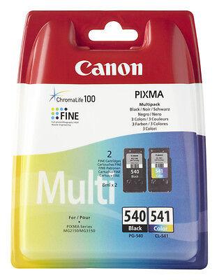 2x Original Canon TINTE PATRONEN PIXMA MX395 MX435 MX470 MX475 MX515 MX535