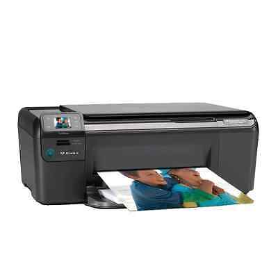 HP Photosmart C4780 Q8380B Drucker Scanner Kopierer Tinte Wlan ePrint USB Farbe