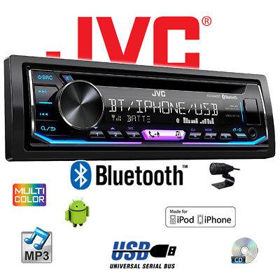 JVC KD-R992BT - Bluetooth MP3/USB Android Multicolor Autoradio KFZ Auto PKW