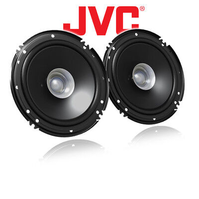 JVC CS-J610X - 16cm Lautsprecher Auto Boxen Set 300W KFZ DualCone 4ohm PKW