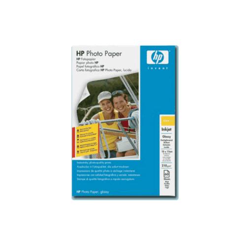HP Fotopapier hochglänzend 10x15cm Q7907A für Tintenstrahldrucker *NEU*