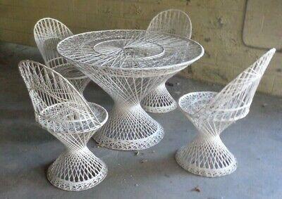 mid century modernism spun fiberglass
