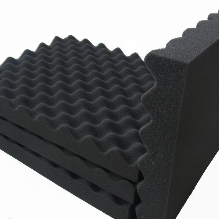 10x Noppenschaumstoff Akustikschaumstoff Dämmung Dämmmatte Schallisolierung 3cm