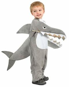 Princess Paradise Chompers Chompin Shark Toddlers Child Halloween Costume PP6076