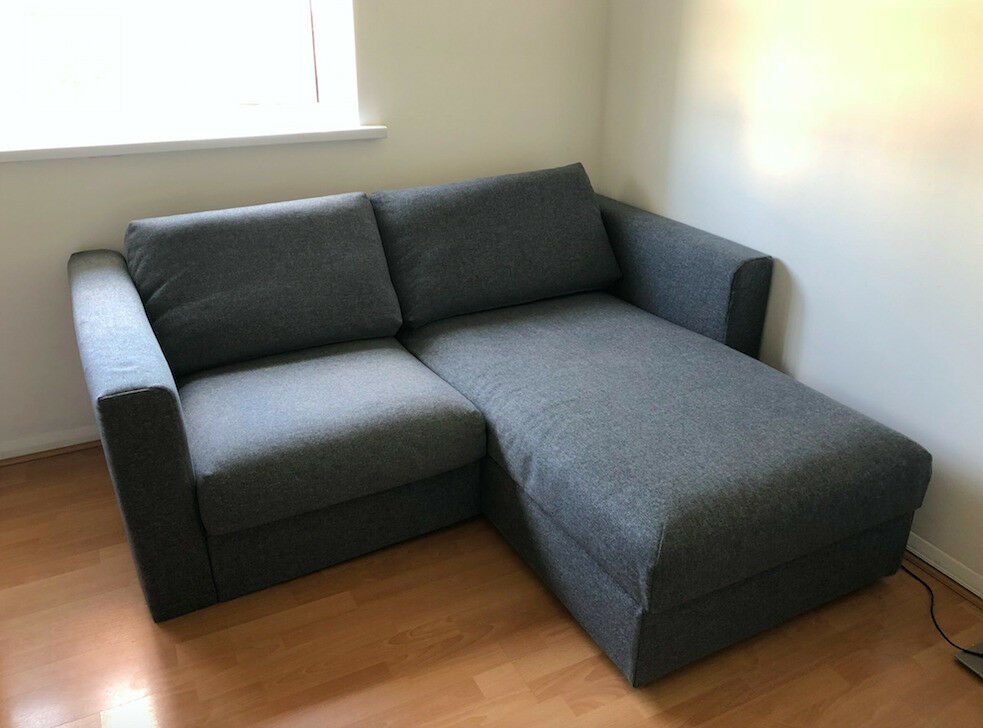 Ikea Vimle Two Seat Sofa Chaise Longue With Storage In Canada Water London Gumtree