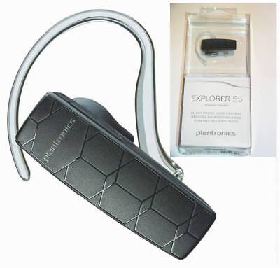 Original Plantronics Bluetooth Headset Explorer 55 Samsung S8 S9 iPhone X Huwaei