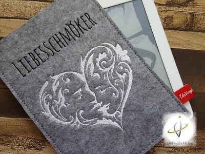 Hülle Sleeve Filz  Kindle Tolino Tablets Ebookreader E-Book-Reader