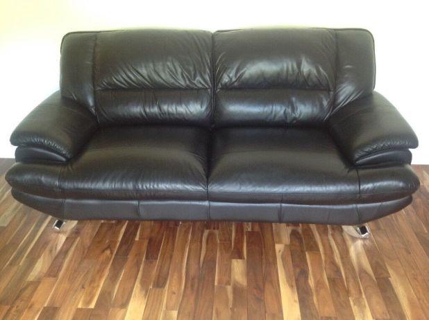 Black Leather Sofa Gumtree Glasgow