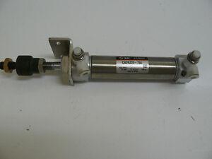 Smc Cm2bz25 75a Pneumatic Cylinder 3 Quot Stroke 1 Quot Bore With