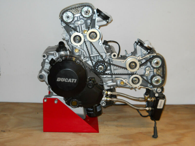 Ducati Engine Stand New Removal Easy Bench Hoist Cart