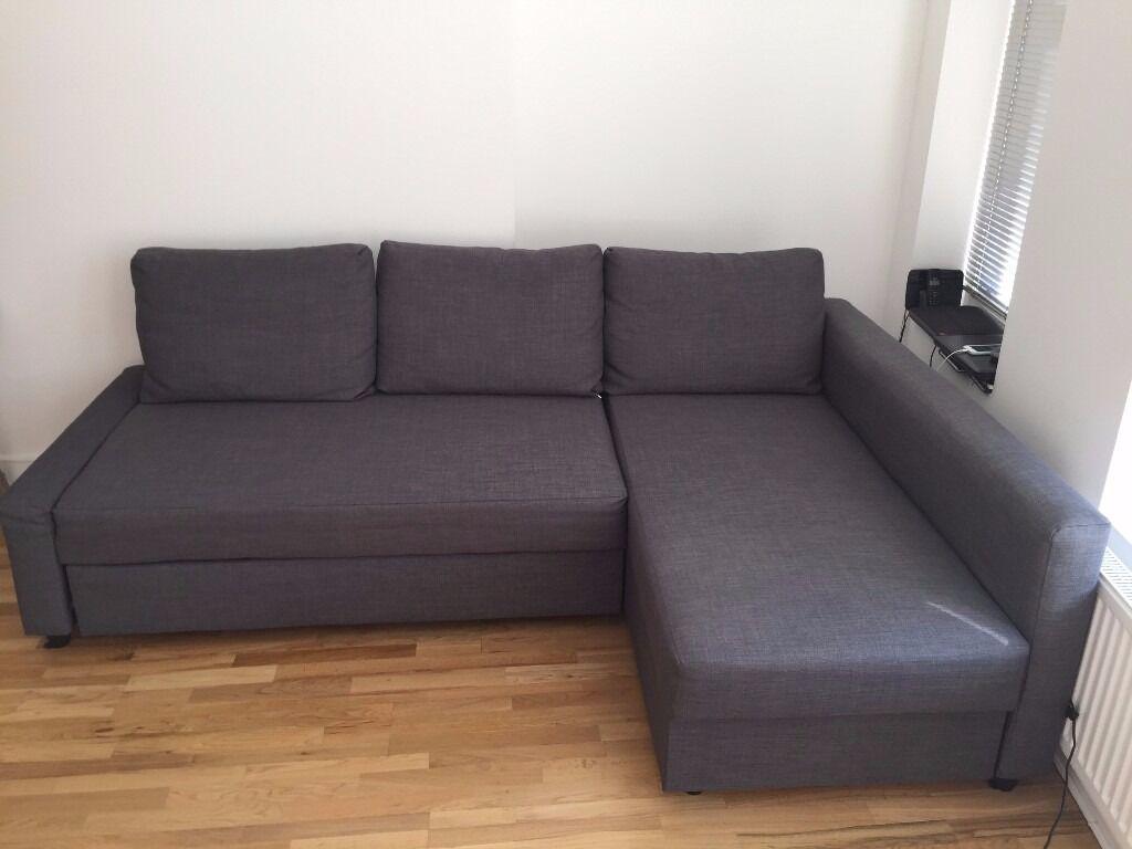Divano Letto Ikea Exarby.Gumtree Sofa Bed Ikea London Ikea Corner Sofa Bed 11 Months Used