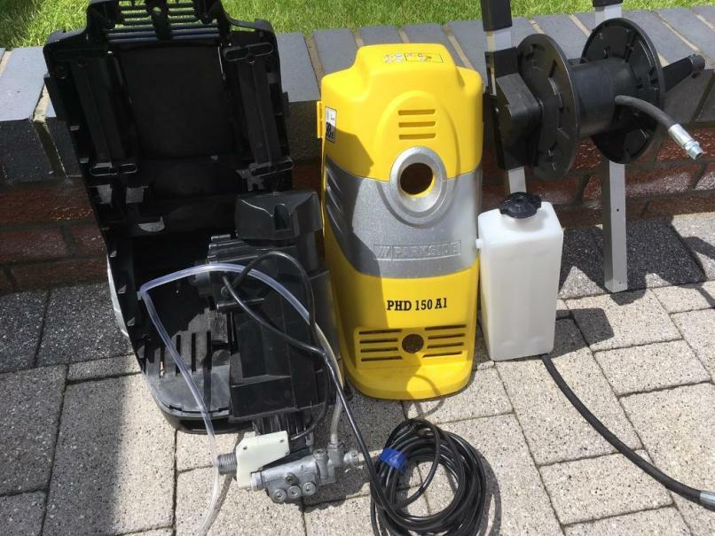 Pressure Washer Spares Parkside Phd