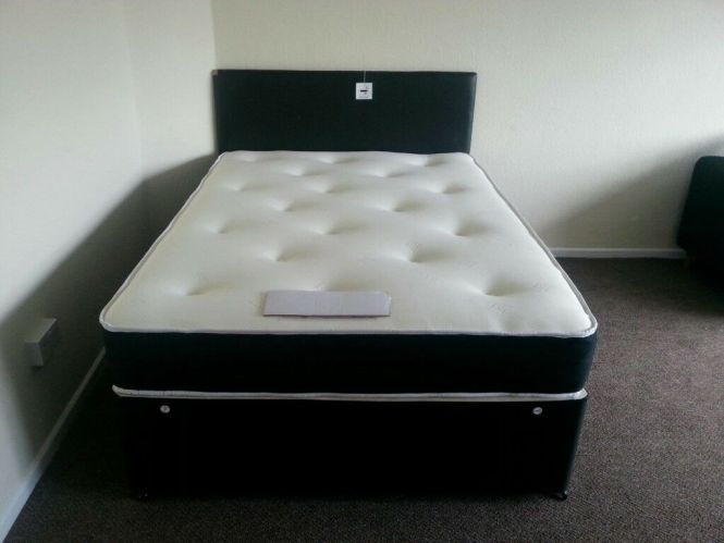 Brand New Single Double Bed S With Memory Foam Orthopaedic Mattresses 75