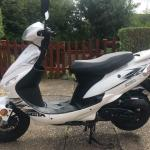 Moped For Sale Sheffield South Yorkshire In Sheffield South Yorkshire Gumtree