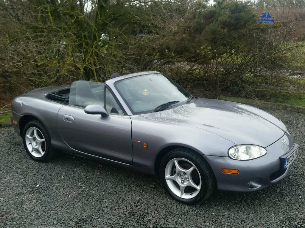 MAZDA MX5 ICON MK25 In Sunderland Tyne And Wear Gumtree