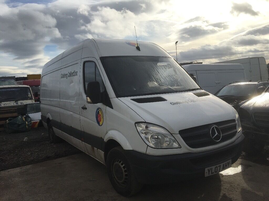 Spare Parts For Mercedes Sprinter Vans Benz W903 Wiring Diagram 311cdi 2008 Year Lwb High Top Per
