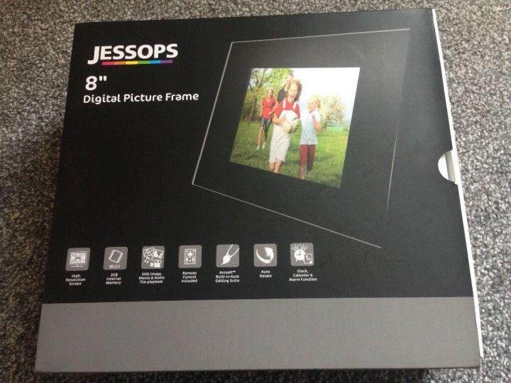 Jessops Digital Photo Frame Remote | Framess.co