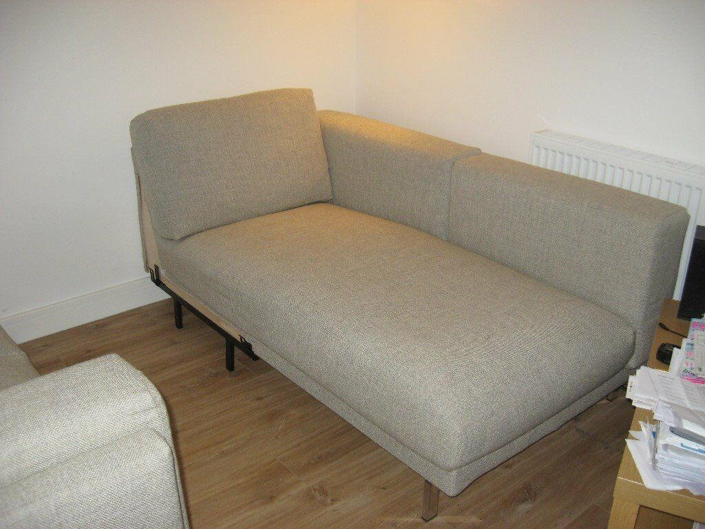 Pleasant Ikea Nockeby Chaise Longue Ibusinesslaw Wood Chair Design Ideas Ibusinesslaworg
