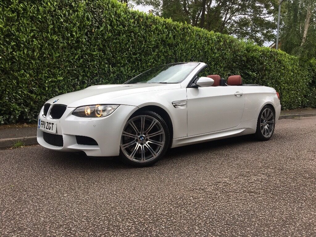 Fully Loaded Bmw M3 4 0 Dct E93 E92 Convertible
