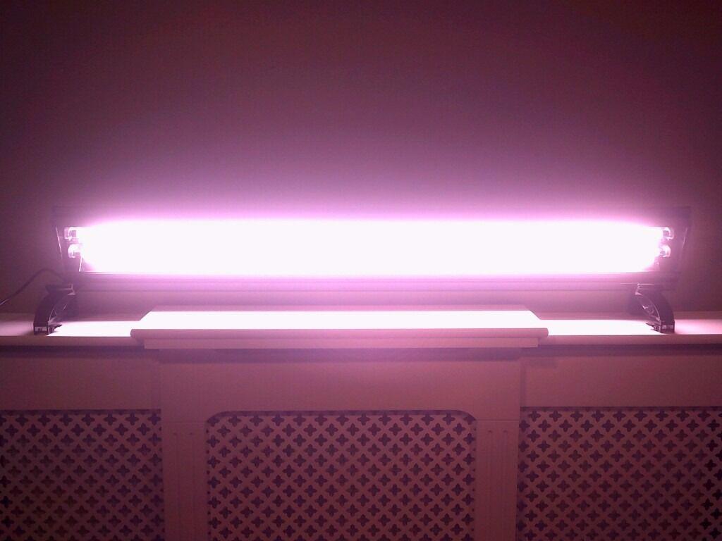 Plafoniera Neon Led 120 Cm : Neon aquarium t cm aquariumsite
