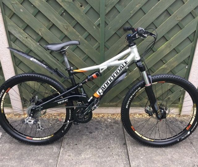 Cannondale Prophet Full Suspension Mountain Bike S M