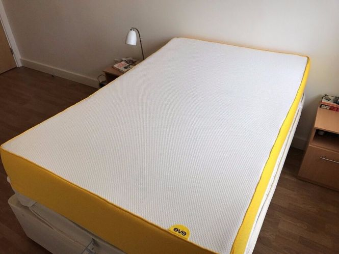 Eve Memory Foam Mattress Uk Small Double 120cm X 190cm