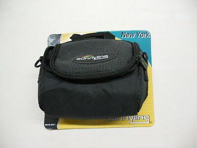 Sunnyline Kamera CamcorderTasche (11 x 7 x 17cm) Gürteltasche Geldtasche Top