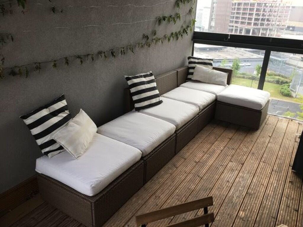 Ikea ARHOLMA Outdoor Sofa In London Gumtree