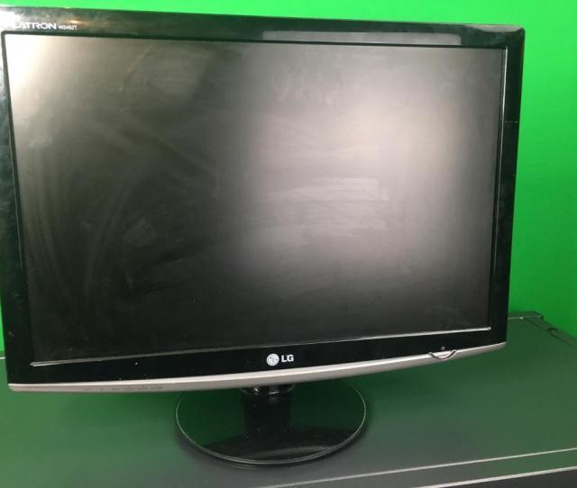 Pc Monitor 24 Lg