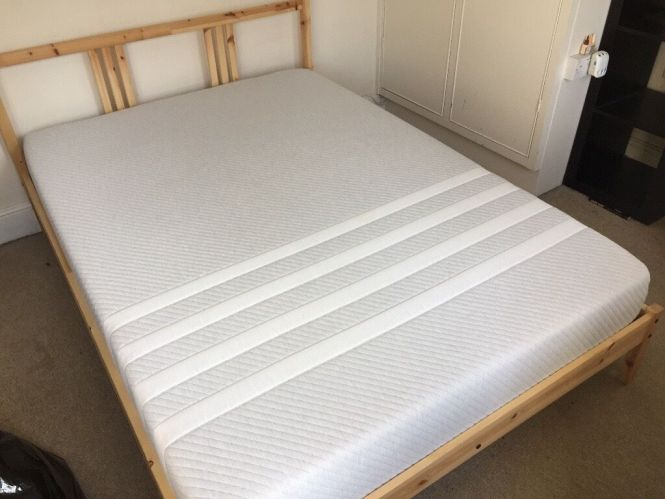 Leesa Uk Double Bed Mattress The Best For Bad Backs