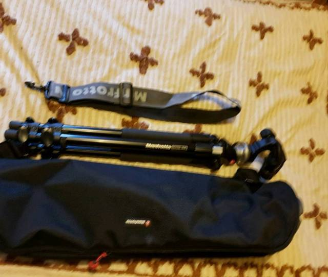 Manfrotto 190 X Prob Pro Alu Tripod Bag