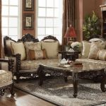 Details About Traditional Victorian Luxury Sofa Love Seat Formal Living Room Furniture Set