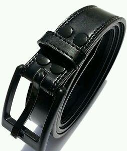 "... Anti-allergic, Metalfree buckle belt Sz 30"" - 36"" Leather Belt   eBay"