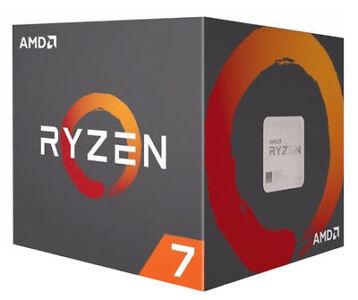 AMD Ryzen 7 1700X - 3,8 GHz Eight Core (YD170XBCAEWOF) Prozessor