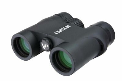 Carson VP Series 8X32mm Binoculars, Black VP-832