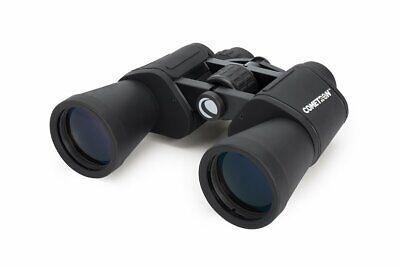Celestron - Cometron 7x50 Bincoulars - Beginner Astronomy Binoculars - Large ...