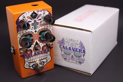 ALEXANDER la CALAVERA Phaser pedal Juicy Woosh Phase AWESOME!!