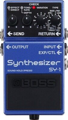 Boss SY-1 Synthesizer Pedal