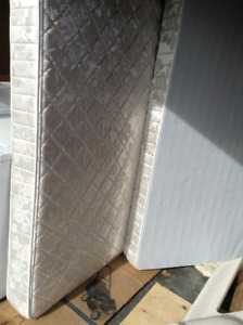 Double Mattress Box And Frame
