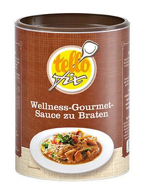 tellofix Wellness-Gourmet-Sauce zu Braten 500 g (5 l) dunkle Bratensoße (o. GSV)