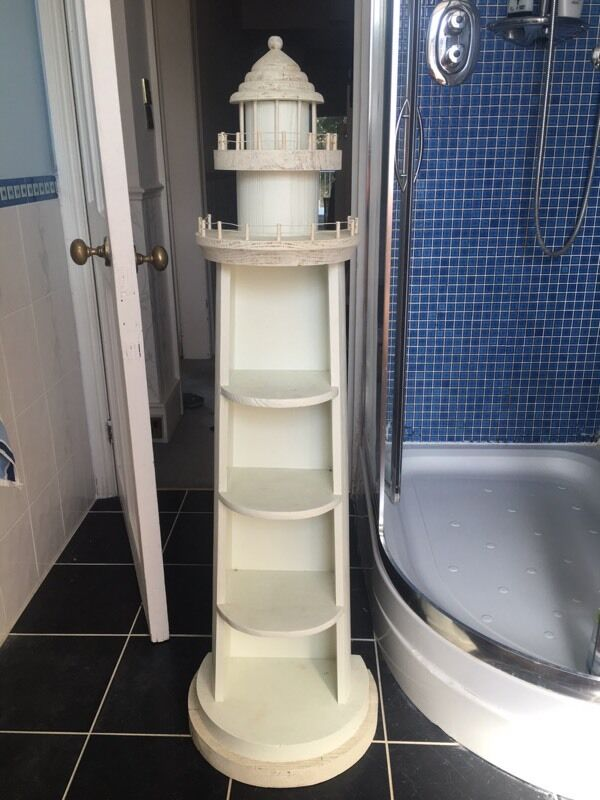 Lighthouse Shelf Unit Solid Wood In Hove East Sussex