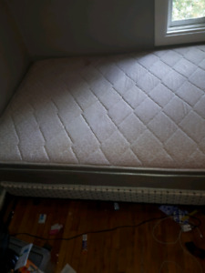 Ing A Double Bed Barely Used